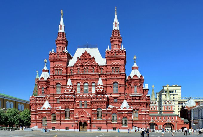 Excursion Tour over Moscow. Notable Architecture - Monuments ...