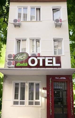 Фото 1 - Zeytin Hotel