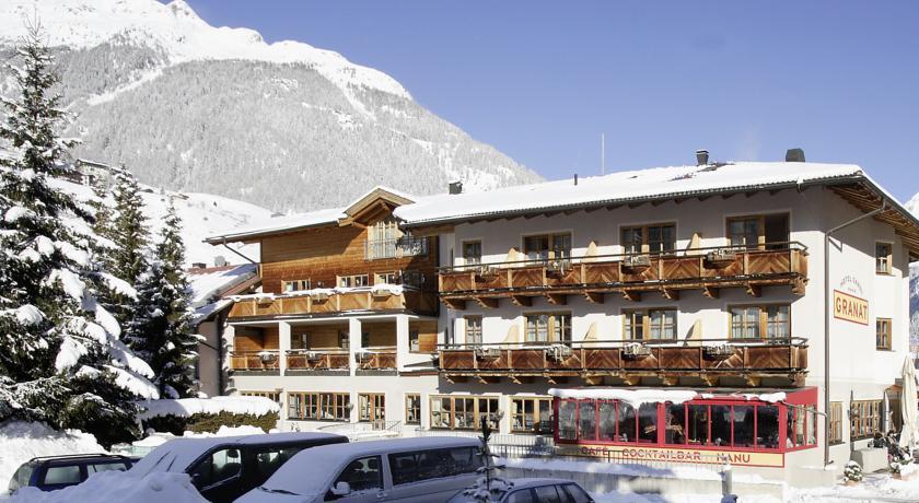 Фотография отеля Hotel Garni Granat