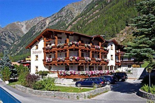 Фотография отеля Pension Wildspitze