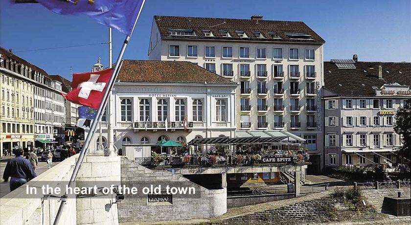 Фотография отеля Best Western Hotel Merian am Rhein
