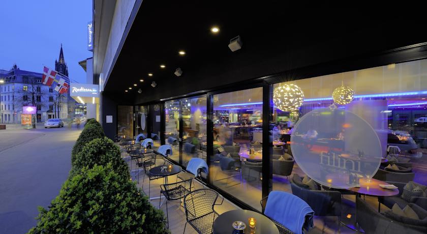Фотография отеля Radisson Blu, Basel
