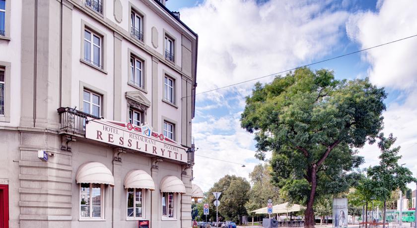 Фотография отеля Hotel Restaurant Resslirytti