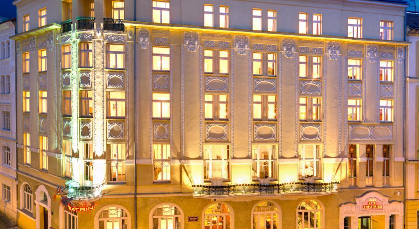 Фотография отеля Theatrino Hotel