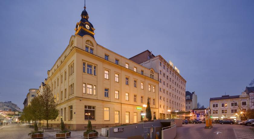 Фотография отеля Mamaison Business & Conference Hotel Imperial Ostrava