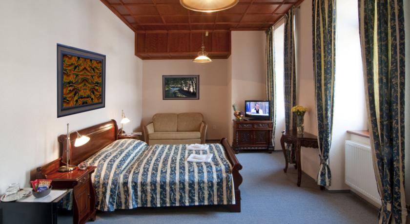 Фотография отеля Hotel na Kafkové