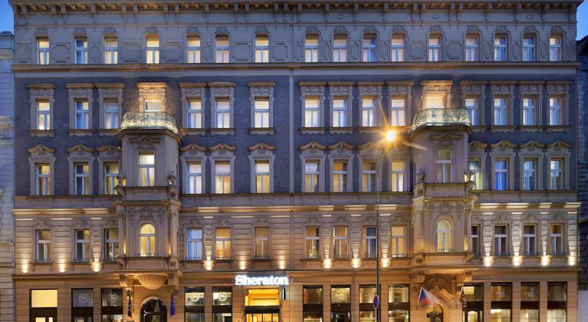 Фотография отеля Sheraton Prague Charles Square Hotel