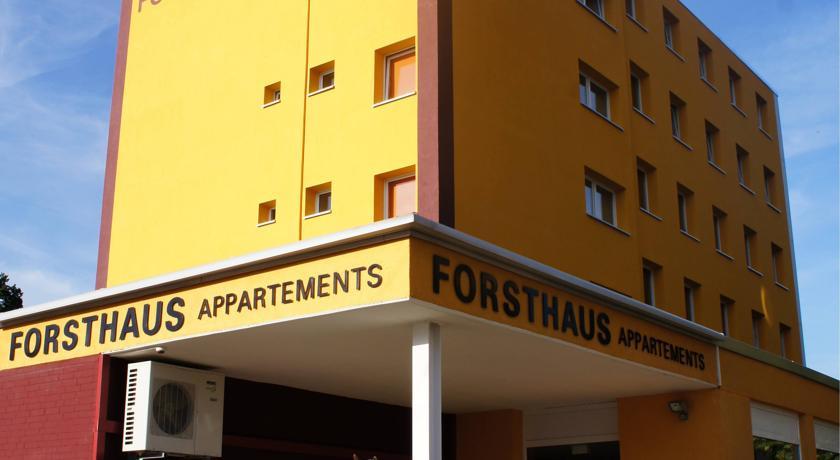Фотография отеля Forsthaus Appartements