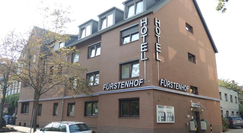 Фотография отеля Hotel Fürstenhof