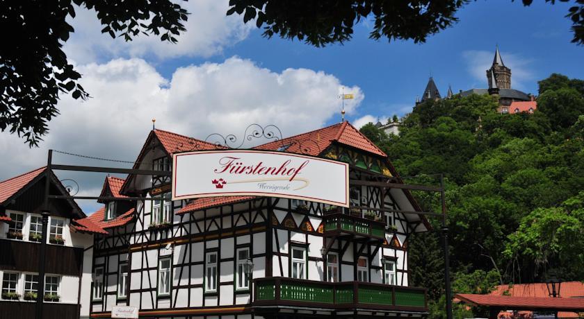 Фотография отеля Fürstenhof Wernigerode