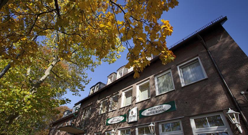 Фотография отеля Hotel Heidekönig