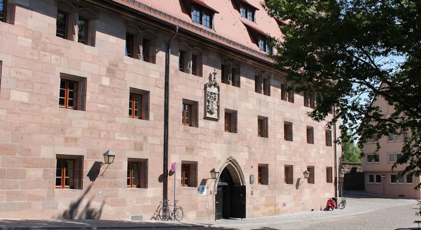 Фотография отеля Jugendherberge Nürnberg