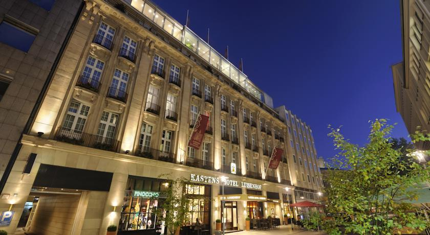 Фотография отеля Kastens Hotel Luisenhof Superior