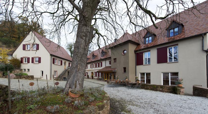 Otel Landgrafen Muhle Wallhalben Ceny Foto Otzyvy I