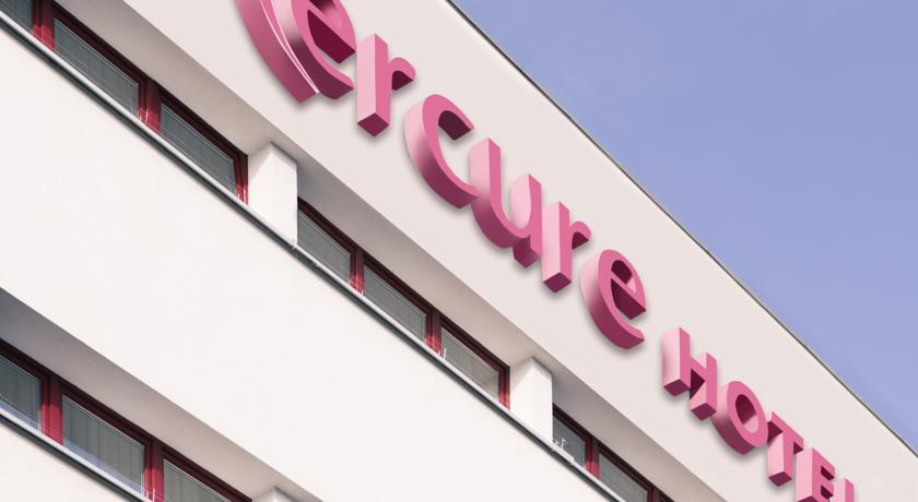 Фотография отеля Mercure Hotel Atrium Braunschweig