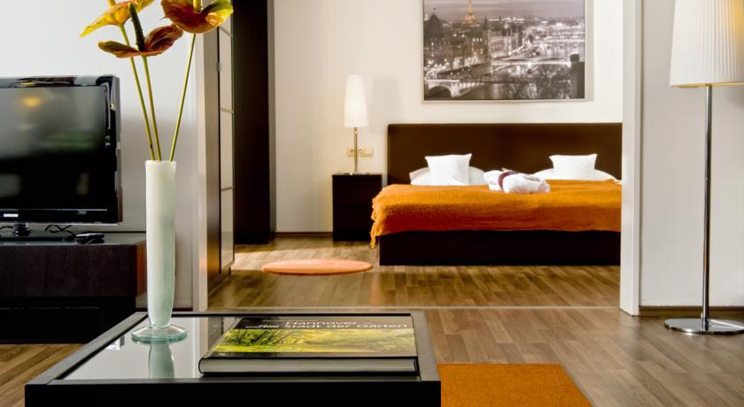 Фотография отеля Mercure Atrium Hotel Hannover