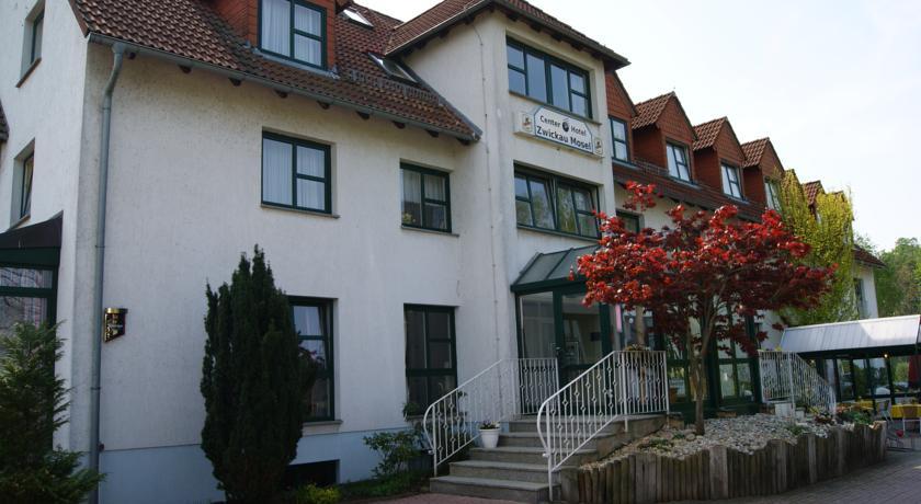 Отель Center Hotel Zwickau-Mosel, Мюльзен | Цены, фото, отзывы и ...