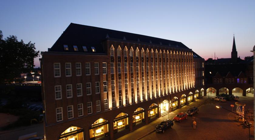 Отель Treff Hotel Lübeck City Centre, Любек | Цены, фото ...