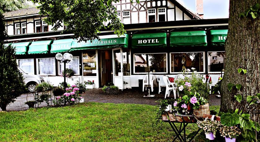 Фотография отеля Hotel Schweizerhaus