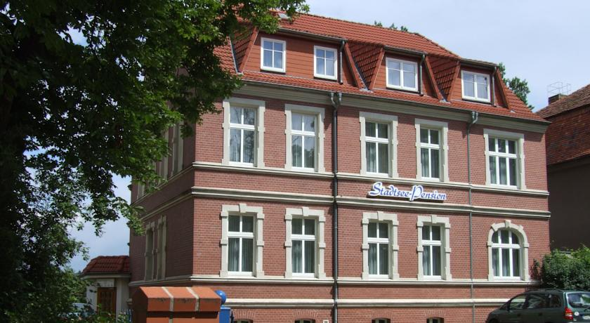 Welcome to your hotel in templin / uckermark!