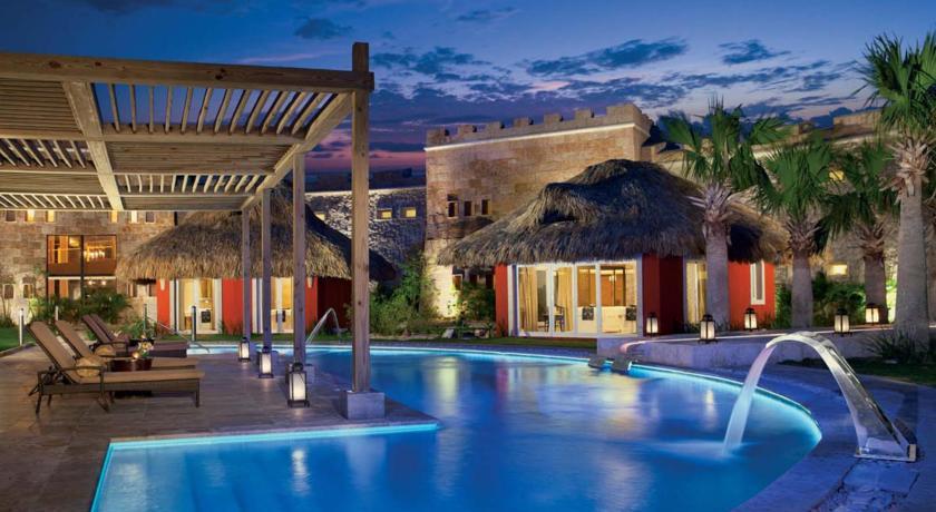 отели для взрослых в доминикане