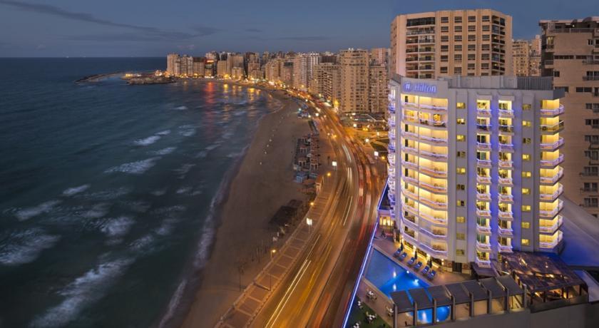 Фотография отеля Hilton Alexandria Corniche