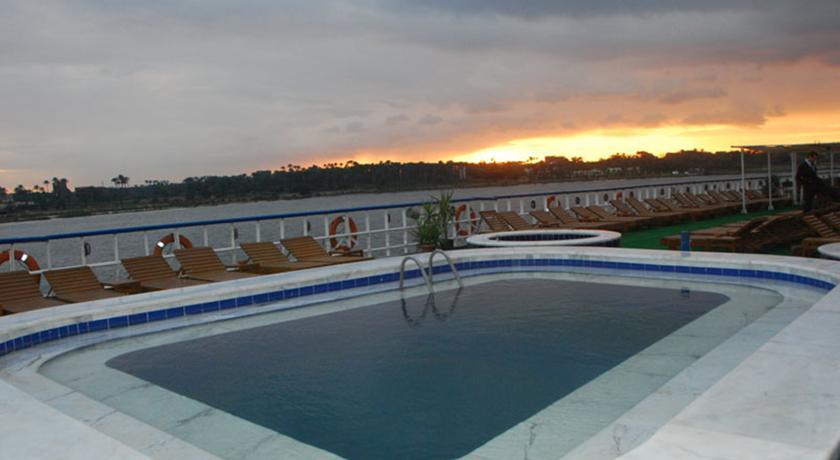 Фотография отеля Lady Daiana Nile Cruise Hotel