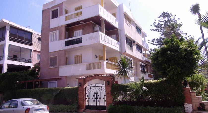 Фотография отеля Maamoura Beach Family Apartment 3