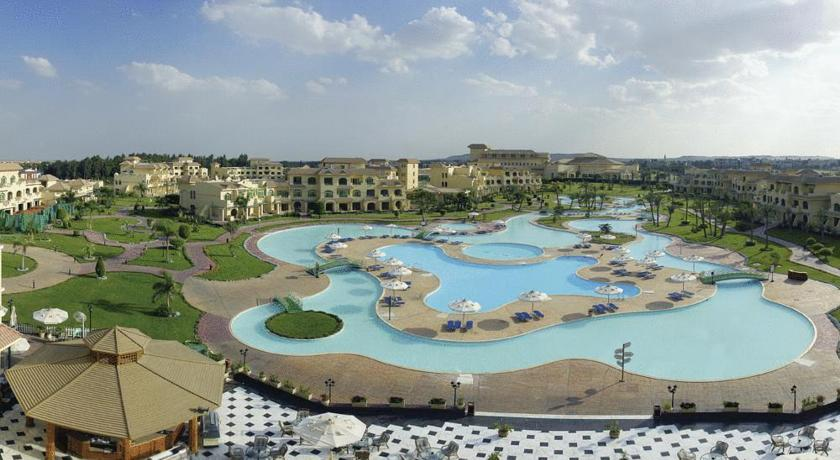Фотография отеля Moevenpick Hotel & Casino Cairo - Media City