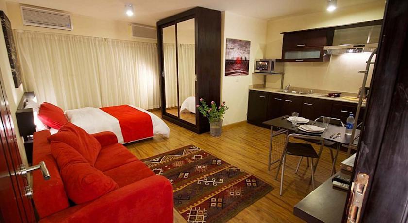 Фотография отеля NewCity Apartments & Suites