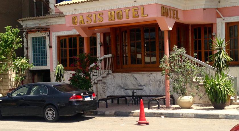 Фотография отеля Oasis Hotel Heliopolis