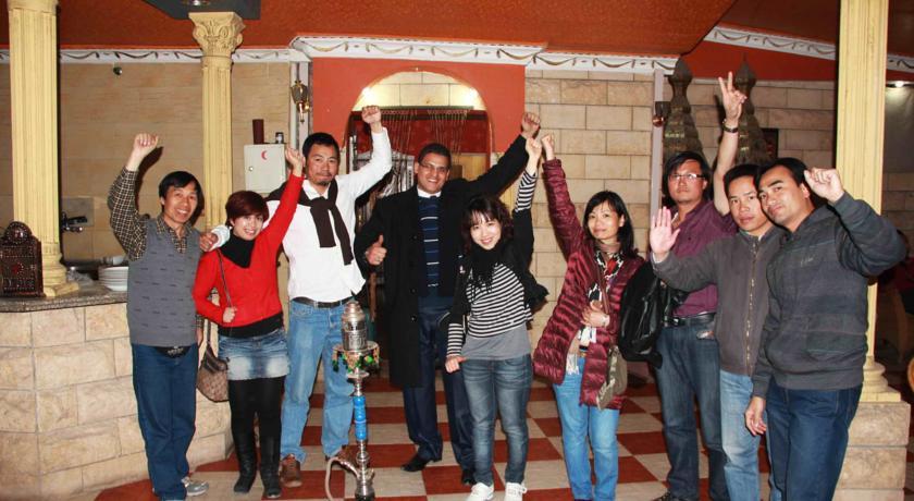 Фотография отеля Pharaohs Palace Hostel