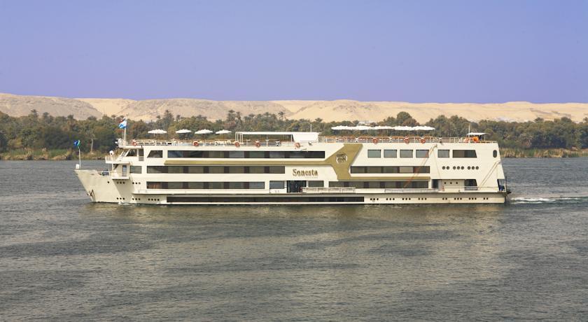 Фотография отеля Sonesta Nile Goddess Cruise - Luxor- Aswan - 04 & 07 nights Each Monday