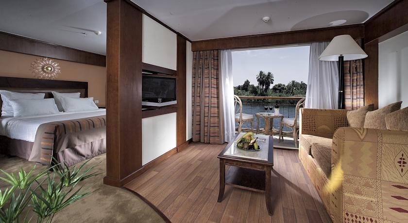Фотография отеля Sonesta Star Goddess Cruise - Luxor- Aswan - 04 & 07 nights Each Monday