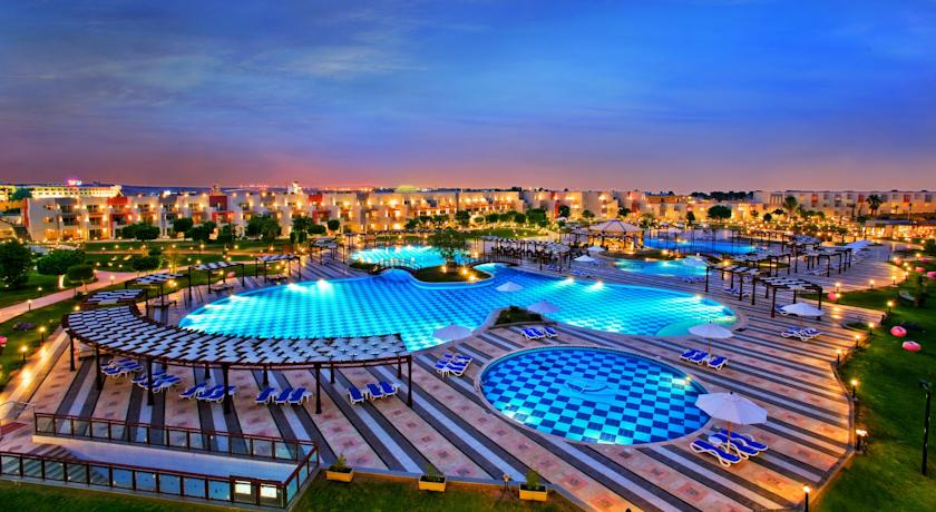 Фотография отеля Sunrise Grand Select Crystal Bay Resort Hurghada