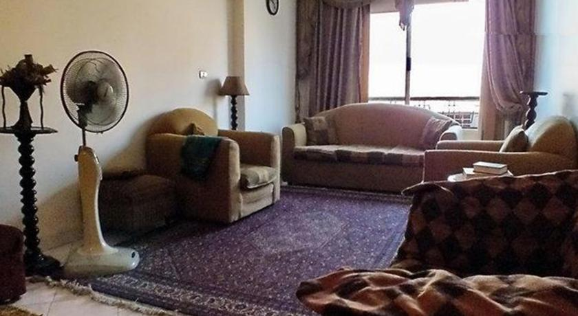 Фотография отеля Three Bedroom Furnished Apartment Hafiz Ramadan Street Nasr City