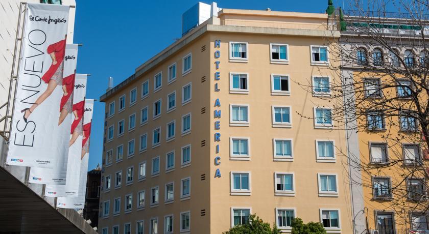 Фотография отеля Hotel América Sevilla