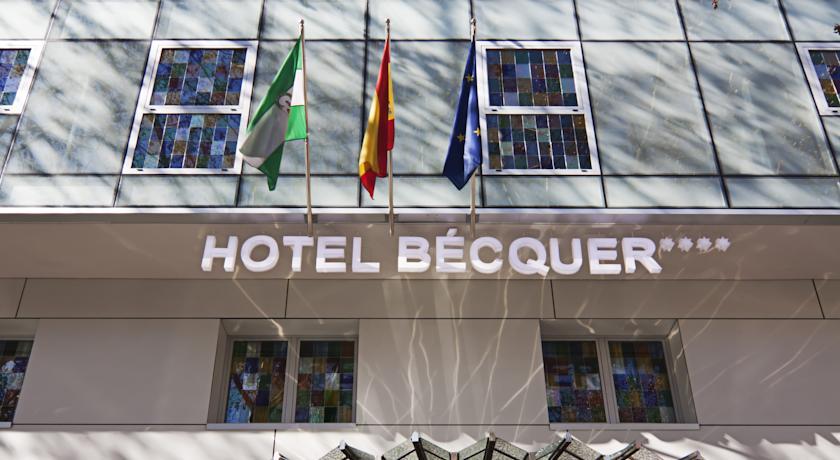 Фотография отеля Hotel Bécquer