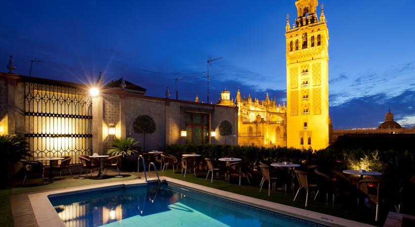 Фотография отеля Hotel Doña María
