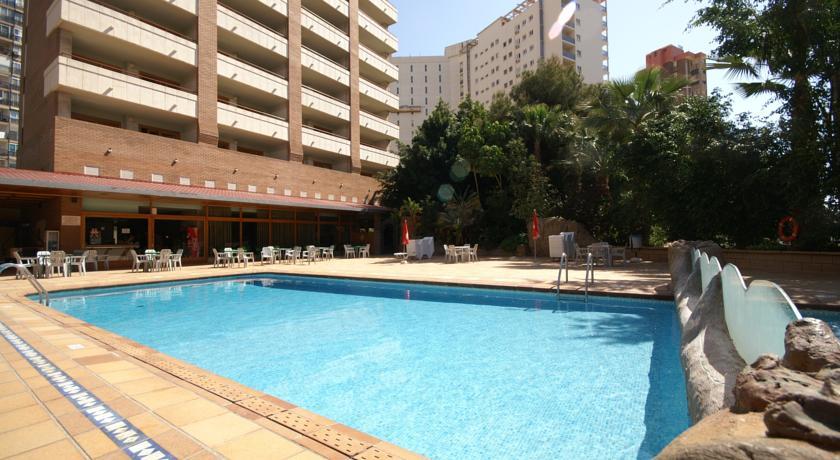 Коста бланка отель mont park 3 болгария
