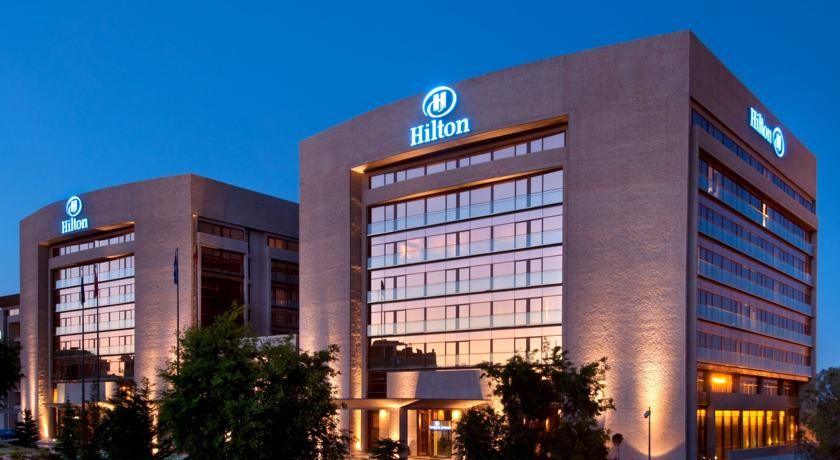 Фотография отеля Hilton Madrid Airport