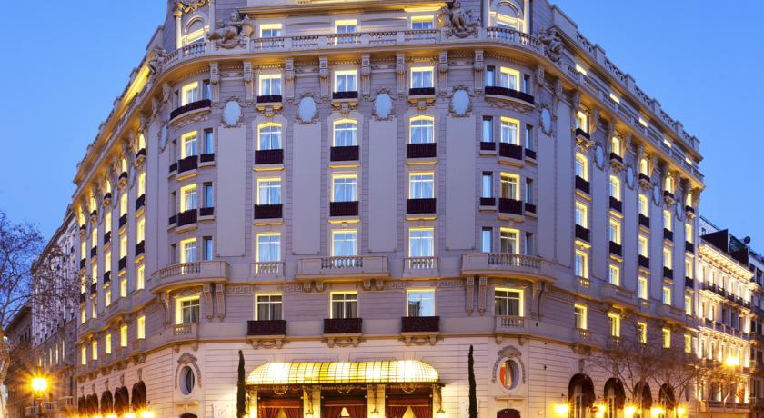 hotel bcn palace: