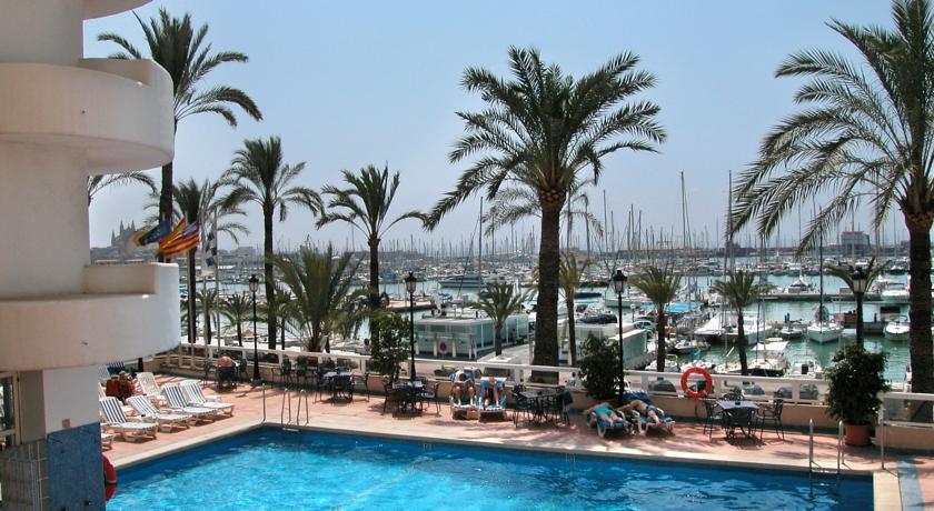 Фотография отеля Tryp Palma Bellver Hotel