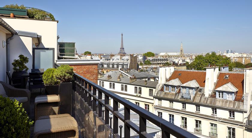 Фотография отеля Hôtel Pont Royal