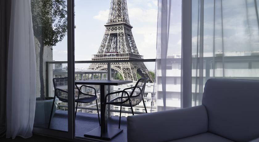 Фотография отеля Pullman Paris Tour Eiffel