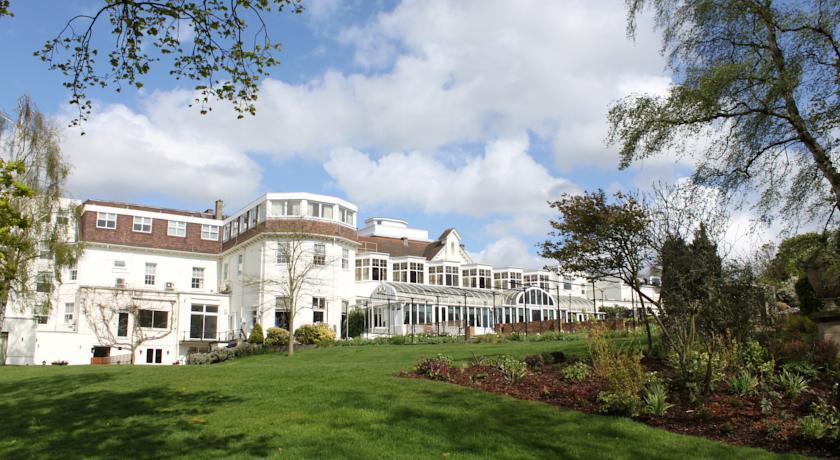 Фотография отеля Best Western Bromley Court Hotel