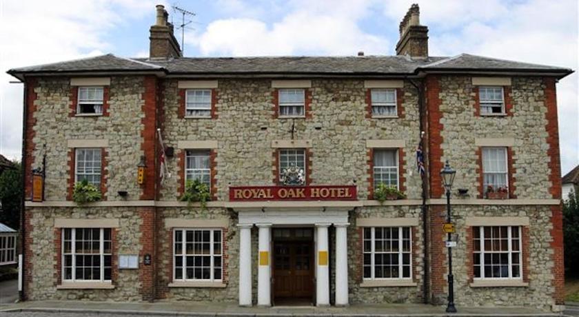 Фотография отеля The Royal Oak Hotel