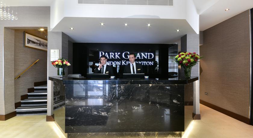 Фотография отеля Park Grand London Kensington