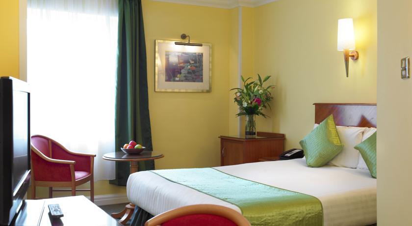Фотография отеля Lancaster Gate Hotel