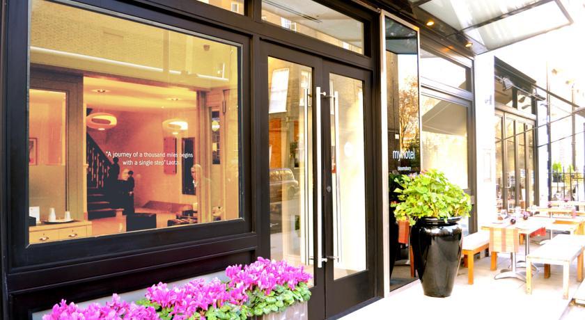 Фотография отеля Myhotel Bloomsbury